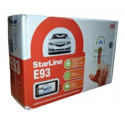 StarLine E93 с установкой
