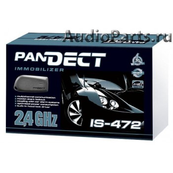 PANDECT IS-472 с установкой