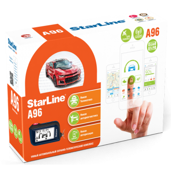 Starline A96 BT GSM 2SIM с установкой