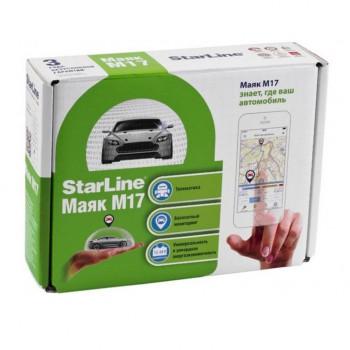 StarLine M17 с установкой
