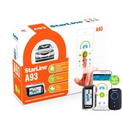 StarLine A93 v2 GSM с установкой