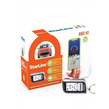 StarLine A93 CAN/LIN Ver.2 с установкой