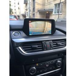 Камера Mazda 6 с 2015 с установкой