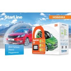 StarLine E96 BT ECO с установкой