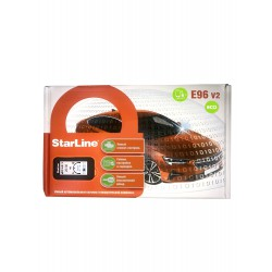 StarLine E96 BT ECO  Ver.2 с установкой