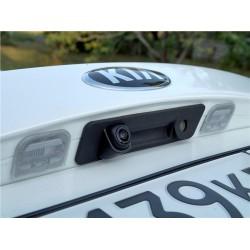 Камера KIA Optima с установкой