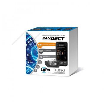 Pandect X-3190 L с установкой