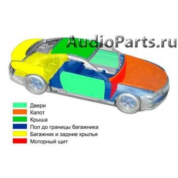 Шумоизоляция автомобиля класса внедорожник